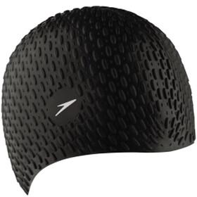 speedo Bubble Cap Unisex black